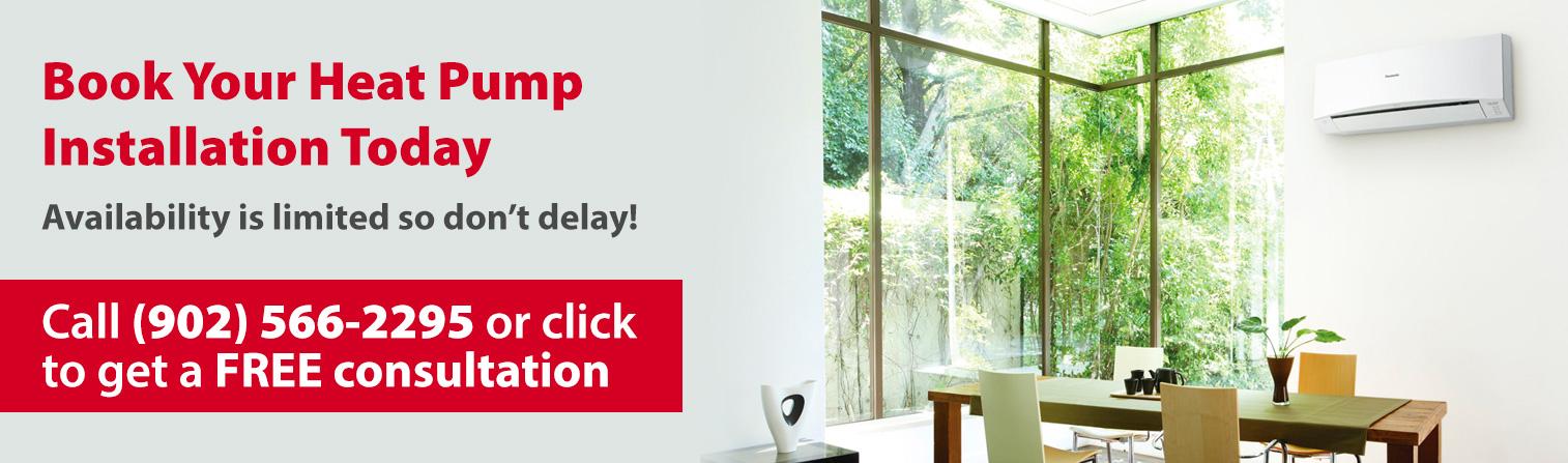 pei heat pump consultation